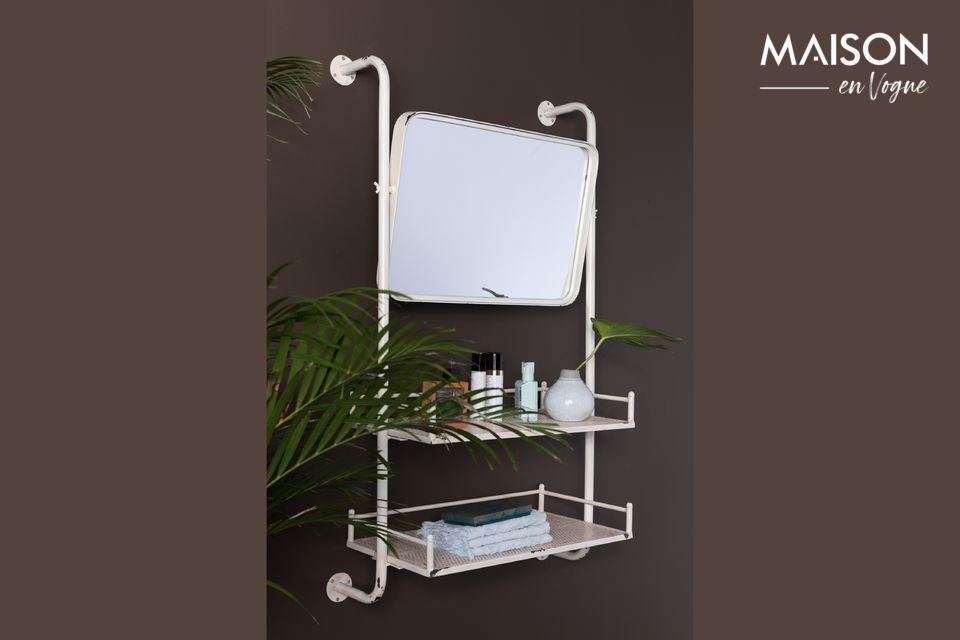 Pourquoi choisir entre miroir et rangements ?