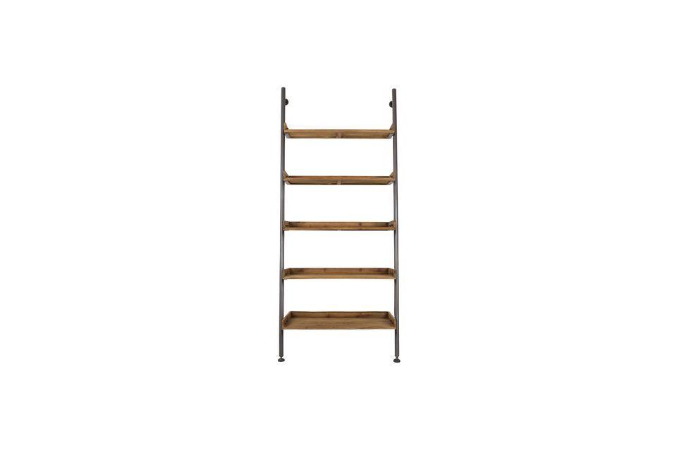 Pour vous offrir une grande stabilité, cette étagère se fixe directement dans le mur