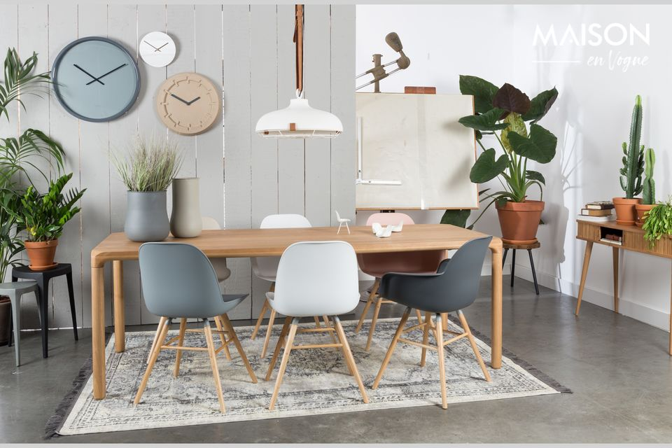 Un mélange des styles pour un fauteuil original