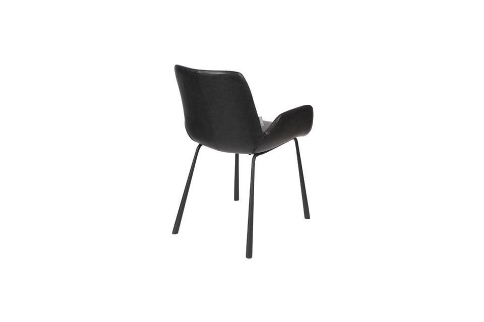 Un fauteuil où il faut bon s\'asseoir