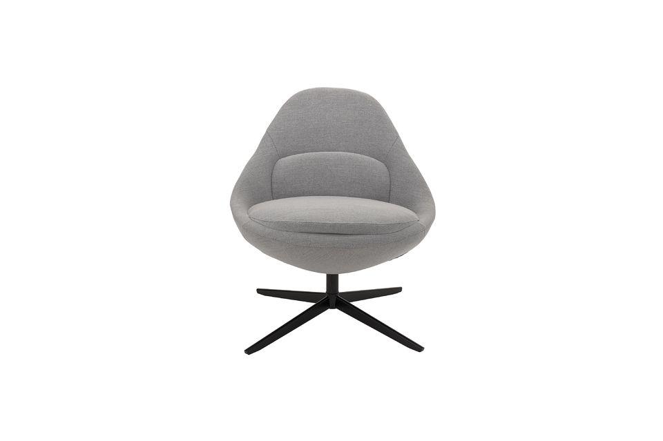 Le maître mot de ce fauteuil? Le confort