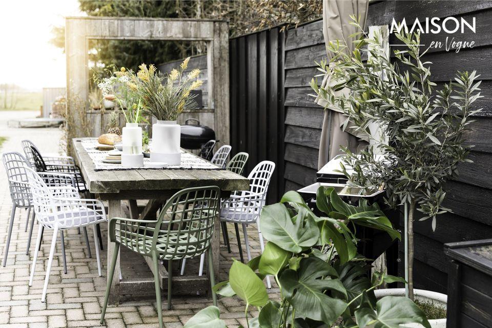Optez pour le style et le confort dans votre jardin