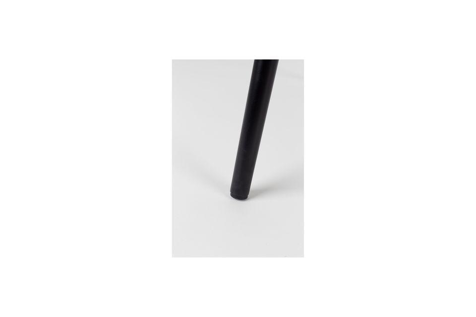 Fauteuil de jardin Albert Kuip noir - 9