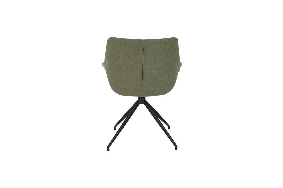 Fauteuil Doulton vert - 8