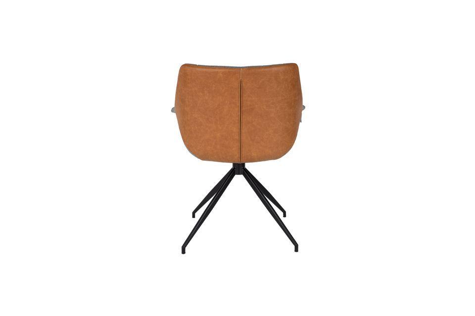 Fauteuil Doulton Vintage Brown - 7