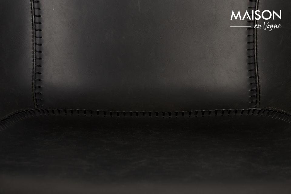Vous vous demandez d\'où le fauteuil Feston Black tient son inspiration ? Avec ses détails en