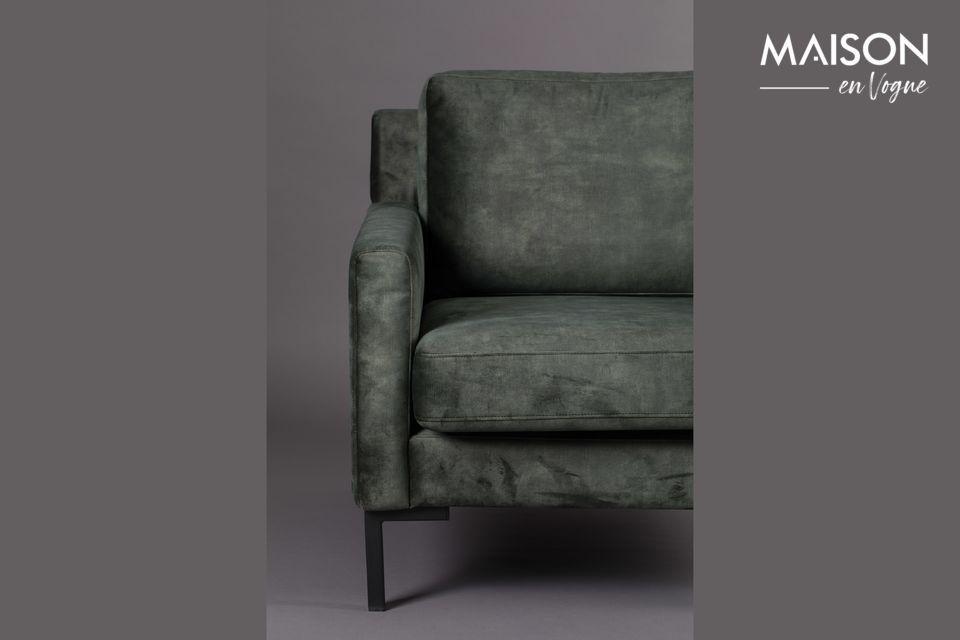 Un fauteuil douillet et élégant