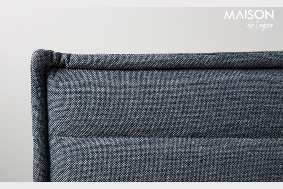 Ce fauteuil Jaey de Zuiver est un modèle moderne à la couleur brute et masculine