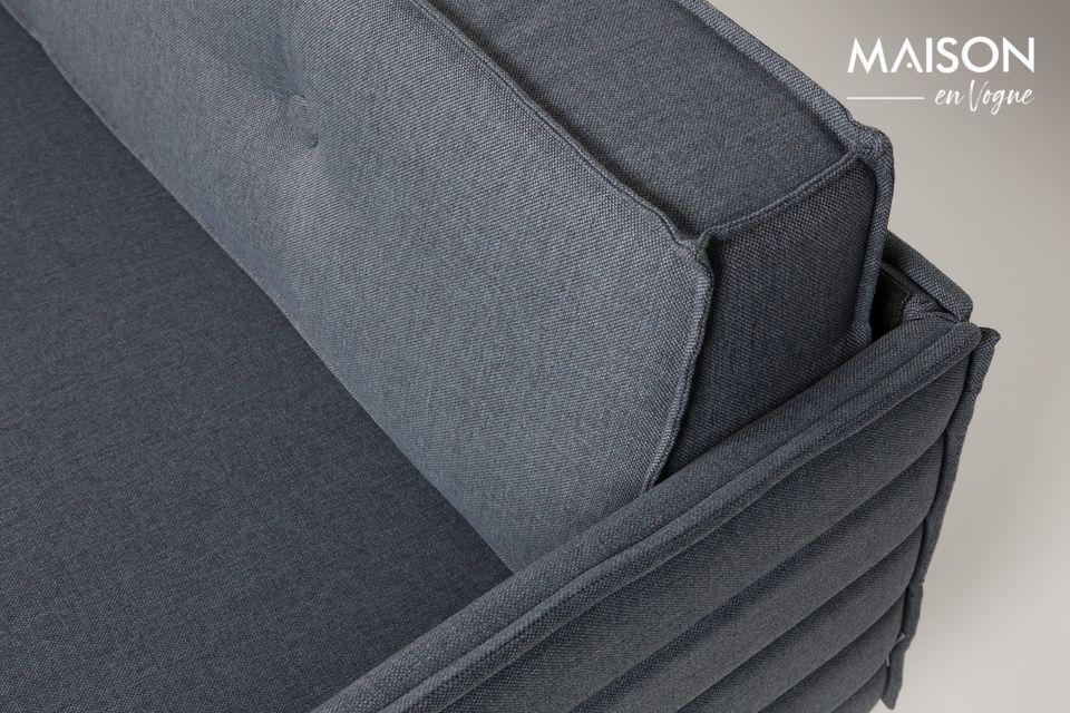 Vous apprécierez son côté confortable dû à son coussin de siège