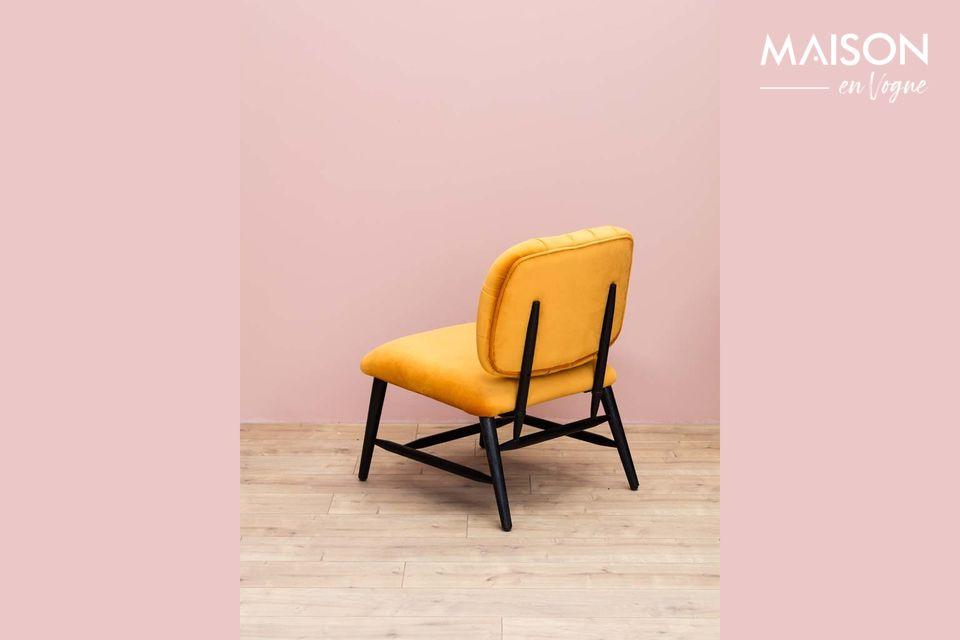 Optez pour l\'originalité avec le fauteuil Lempty signé par la marque d\'ameublement Chehoma