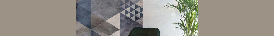Mise en avant matière Fauteuil lounge Bon en velours vert