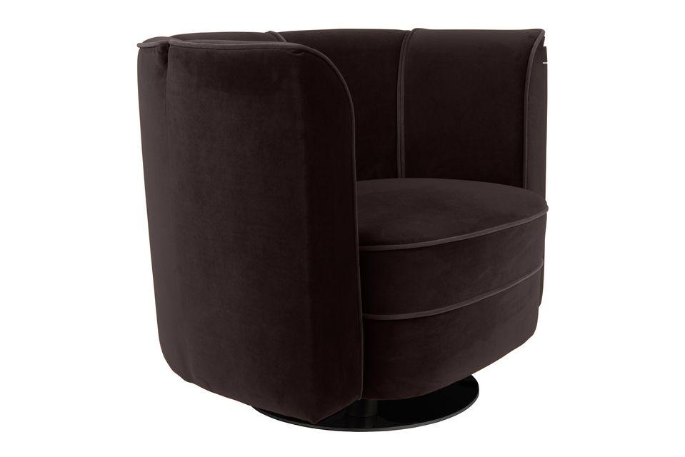 Contemporaine et chic, elle fait partie de ces meubles auxquels il est difficile de résister