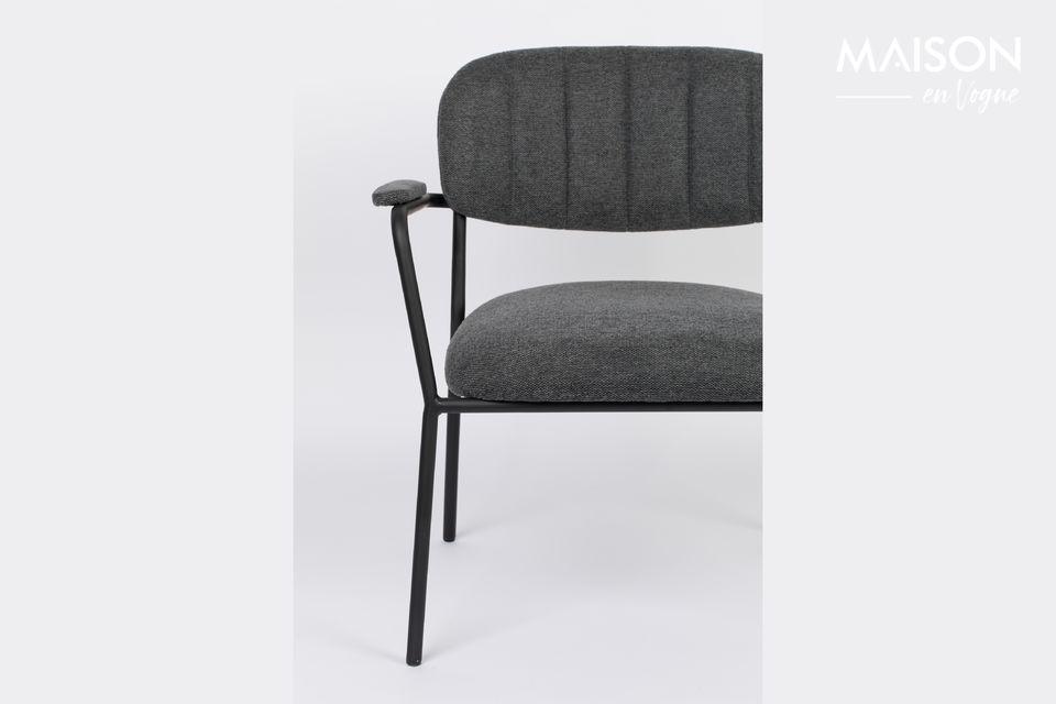 Un fauteuil au beau look scandinave
