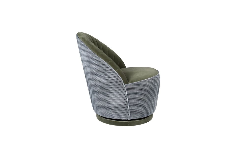 Fauteuil Madison Olive - 9