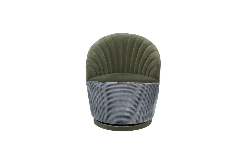 Fauteuil Madison Olive - 10