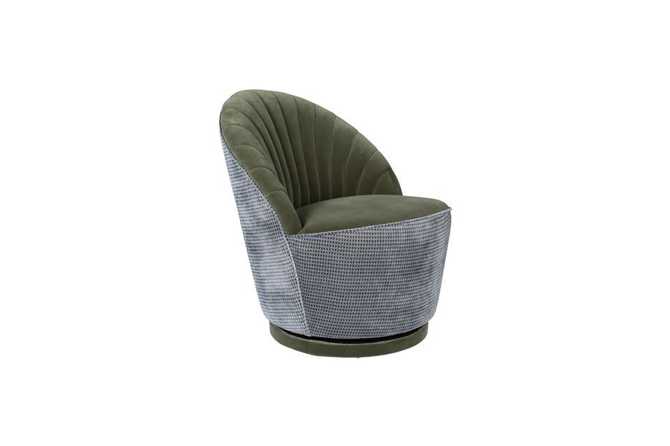 Fauteuil Madison Olive - 6