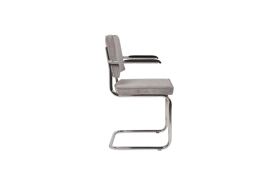 Le fauteuil ridge rib se décline en plusieurs coloris plein de peps