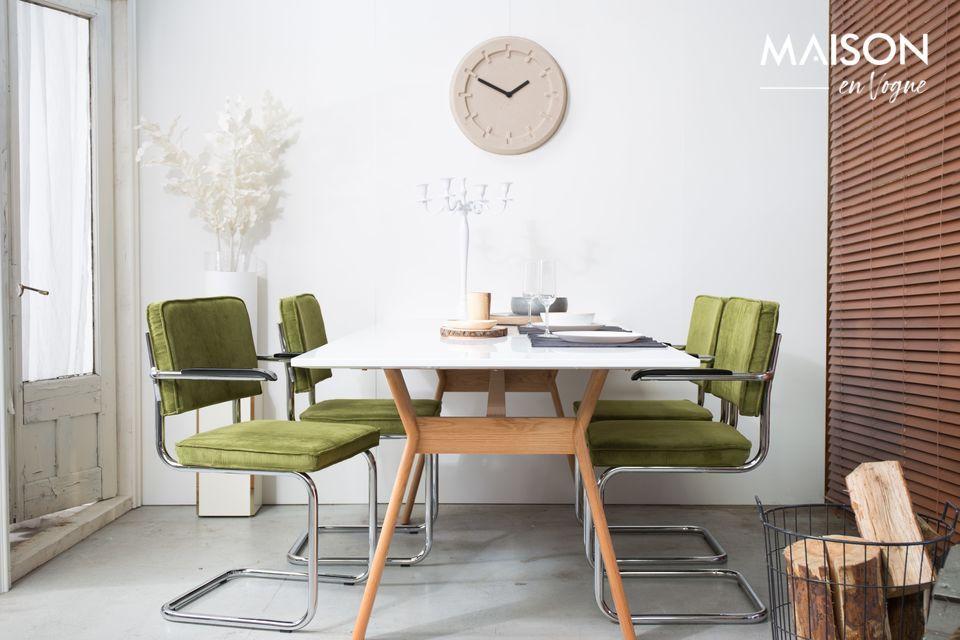 Un fauteuil intemporel et design