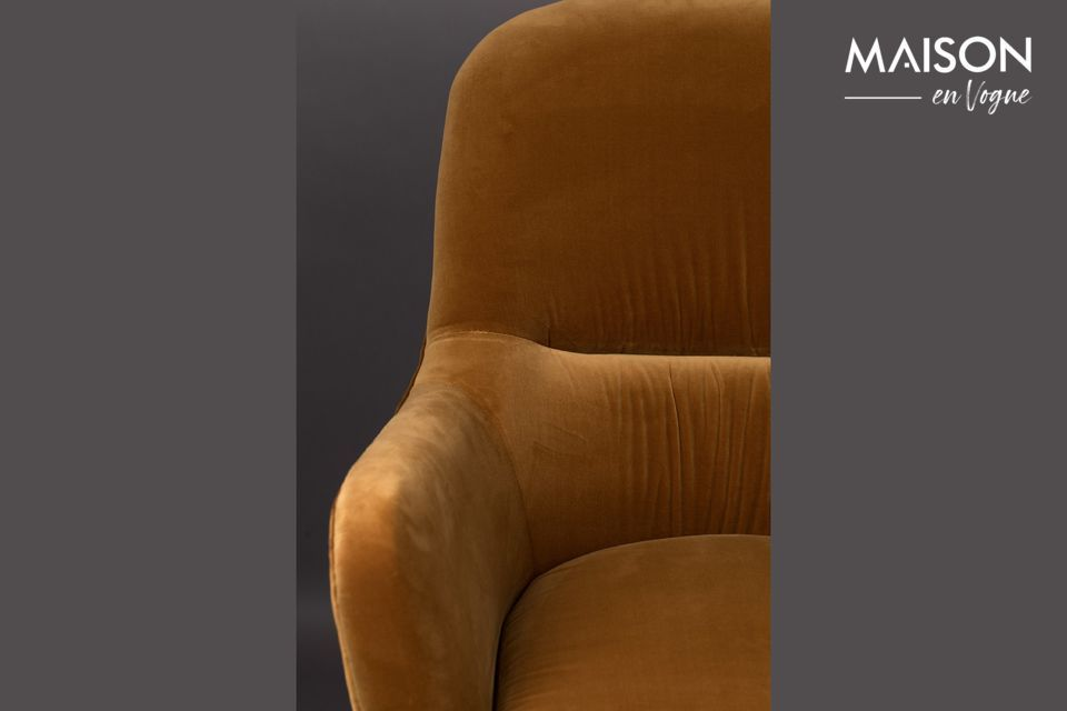 Fauteuil Robusto Whisky - 5