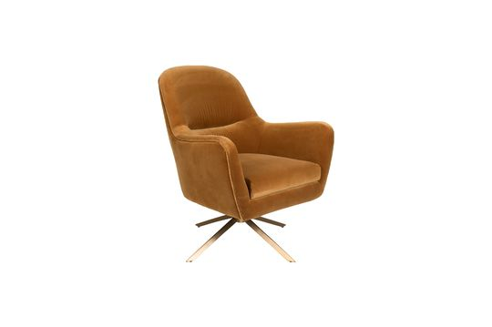 Fauteuil Robusto Whisky