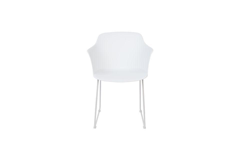 Fauteuil Tango Blanc - 6