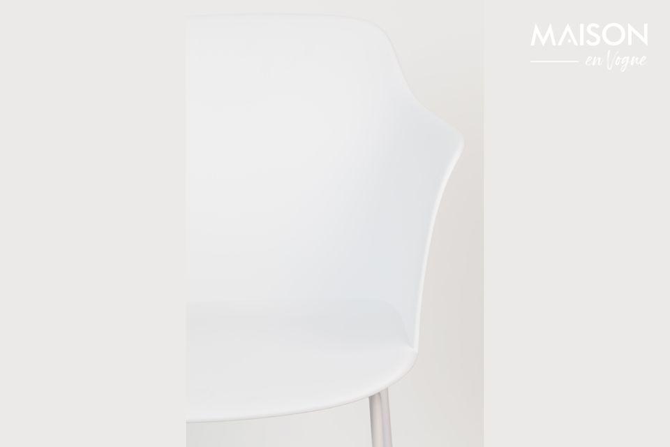 Un fauteuil original pour un intérieur contemporain