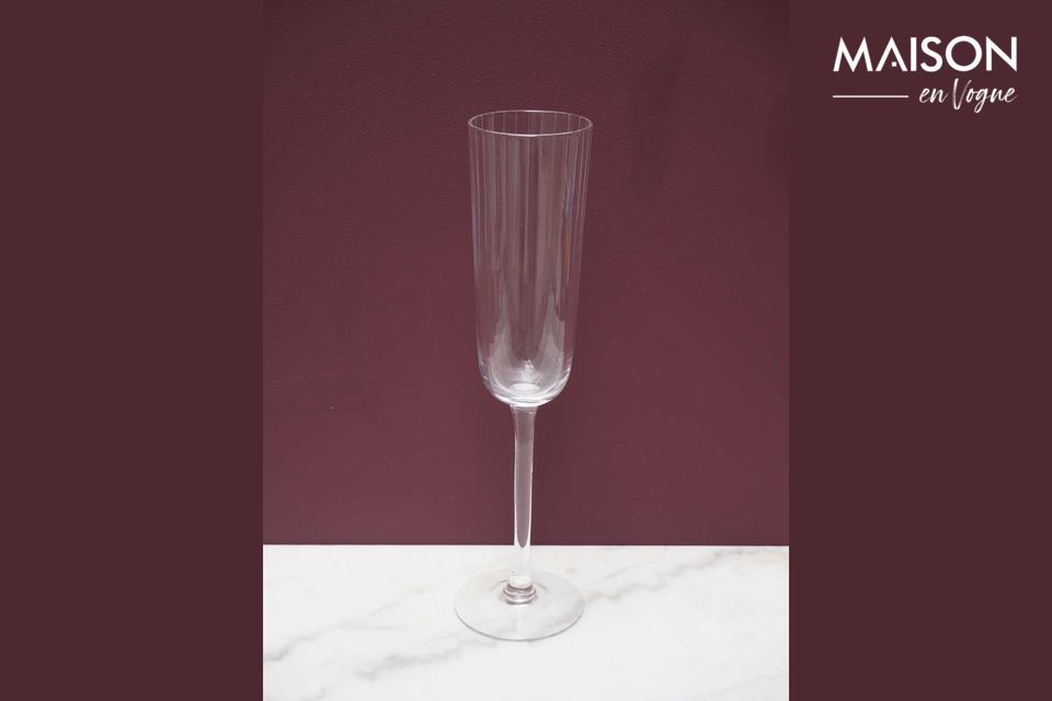 Flûte à champagne Victoria Chehoma