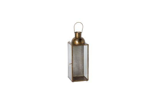 Grande lanterne à suspendre Jali Détouré