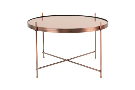Grande table d'appoint Cupid Cuivre