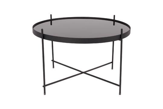 Grande table d'appoint Cupid noire Détouré