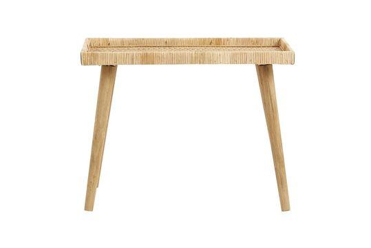 Grande table Turn en rotin Détouré