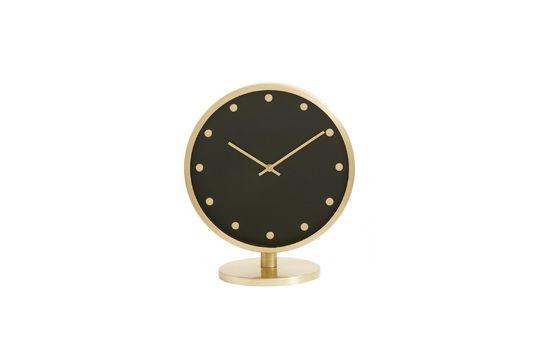 Horloge de table CARAT avec verre