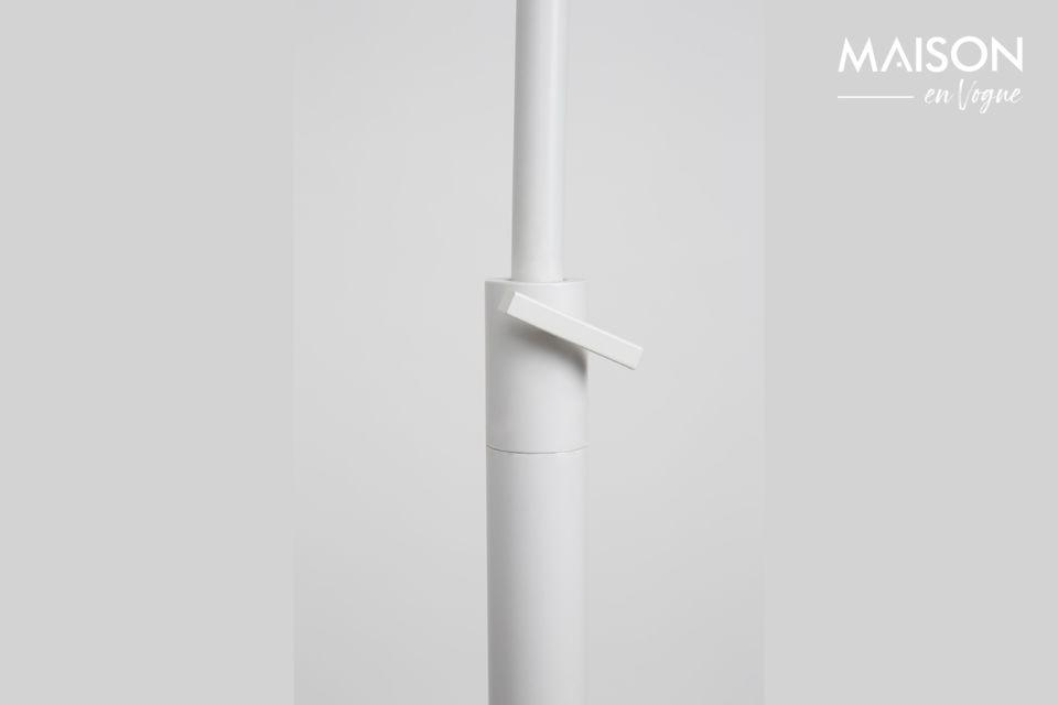 Lampadaire Arc Blanc - 5