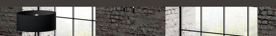 Mise en avant matière Lampadaire Base 3 Niveaux Stackle