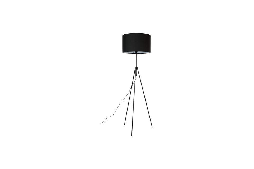 Lampadaire Lesley Noir - 4