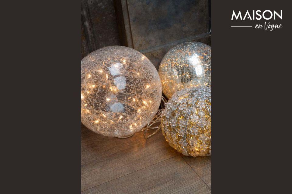 Une lampe originale au design délicat et élégant