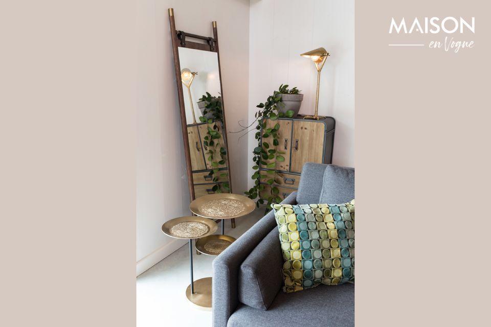 Pour un intérieur design et une luminosité à la fois optimale et agréable