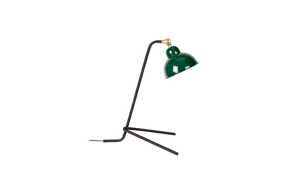 Lampe de bureau Jock verte - 7