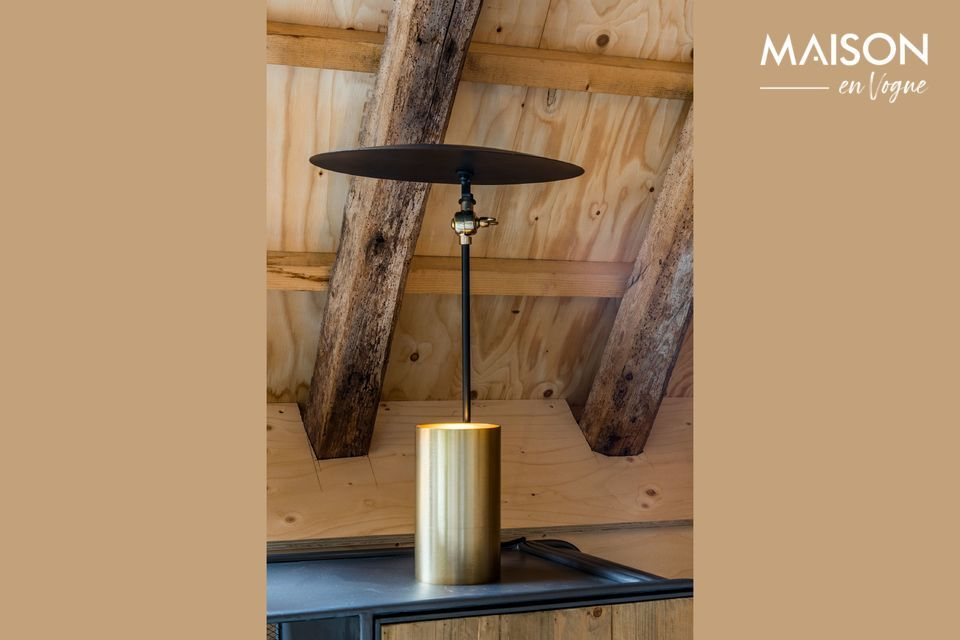 Une lampe originale au design novateur