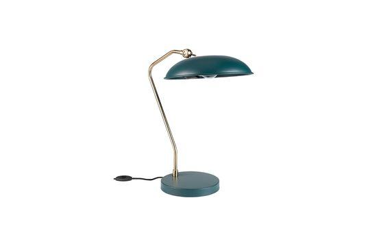 Lampe de bureau Liam bleu canard Détouré