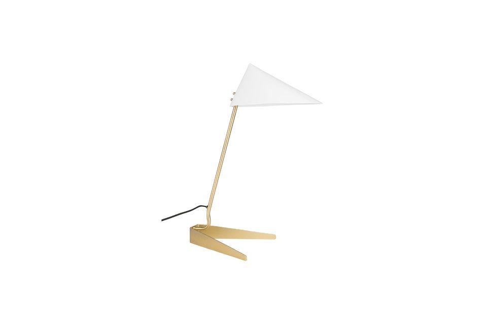 Lampe de bureau Lizzy blanche - 5
