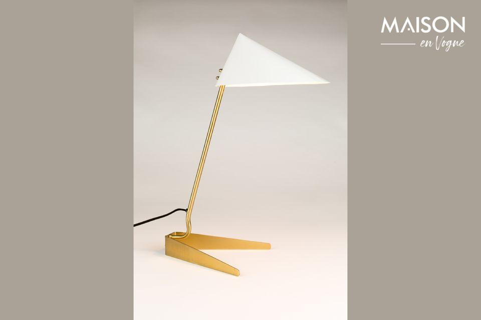 Une lampe façon origami