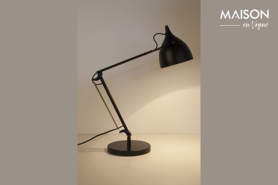 Lampe de bureau Reader Noir Mat - 5
