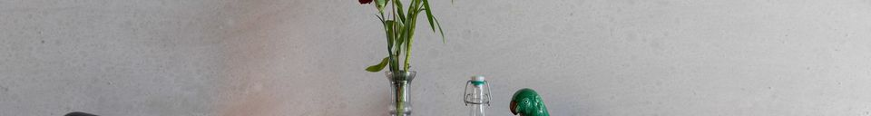 Mise en avant matière Lampe de bureau Vesper coloris gris foncé