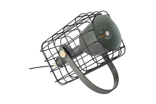 Lampe de table Cage noire