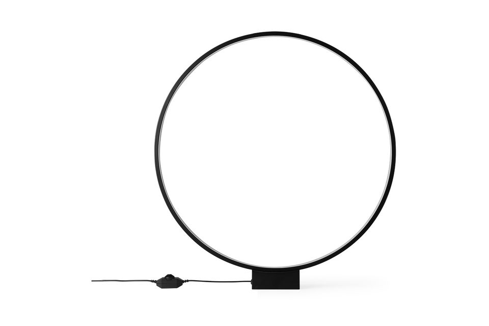 Lampe de table Collat ronde