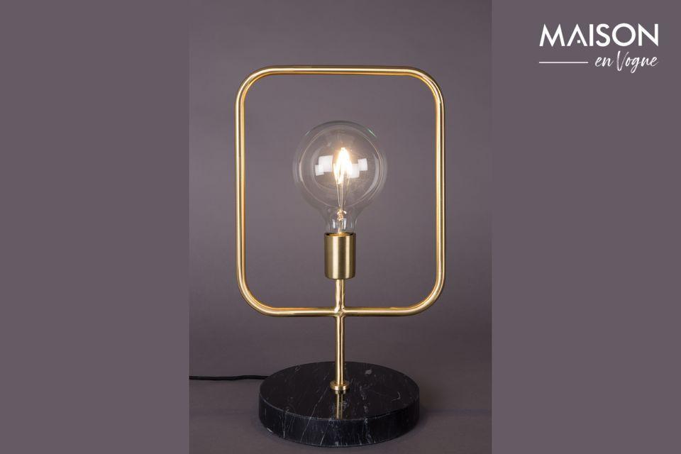 Lampe de table Cubo Dutch Bone