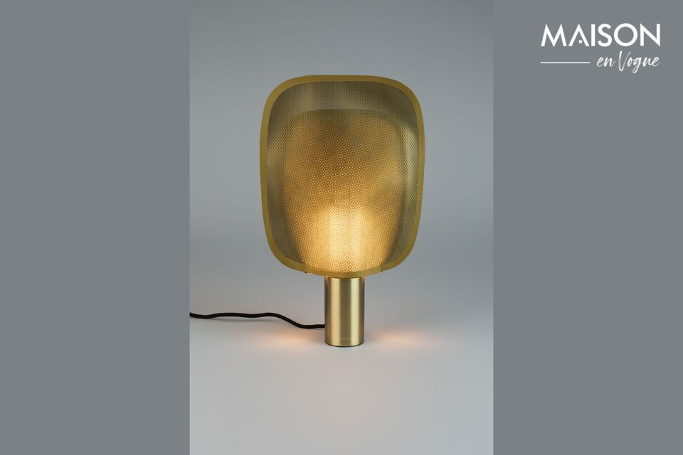 Lampe de table Mai S en laiton Zuiver