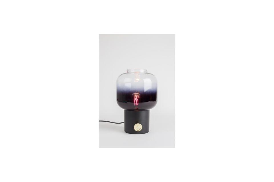 Lampe de table Moody noire - 4