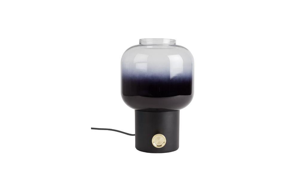 Lampe de table Moody noire - 5